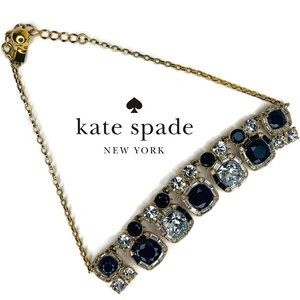 Kate Spade ♠️ 12 KT Gold Plated Statement Necklace